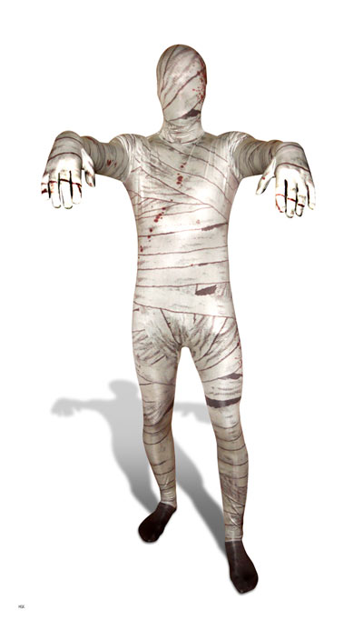 Grímubúningar Morphsuit Mummy (medium)