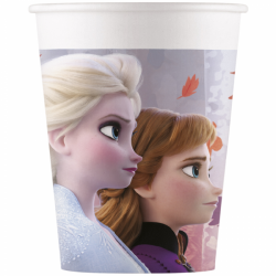 Frozen 2 Pappa Glös 8stk 200ml