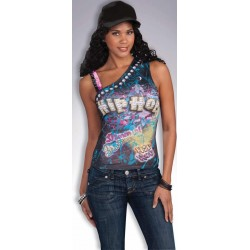 Hip Hop Graphic Top