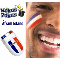 Ísland Fanbrush