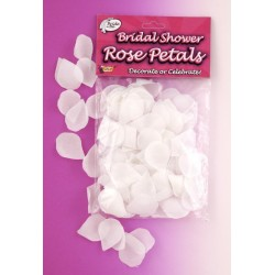 Bridal Shower Rose Petals...