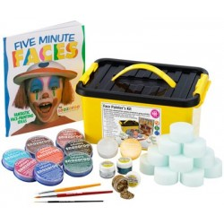 Face Painter's Kit 600 andlit