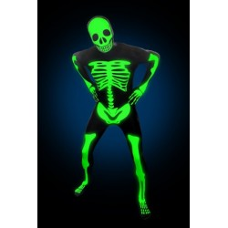 Morphsuit Glow Skeleton...