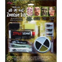 Zombie all-in-one kit