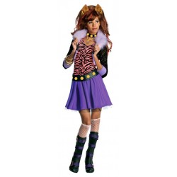 Monster High Clawdeen Wolf...