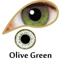 1 dags Illusionz: Olive Green