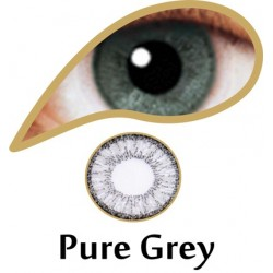 1 mánaða Illusionz: Pure Grey