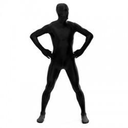 Morphsuit- M-Suit Black...