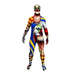 Morphsuit Scary Clown (medium)