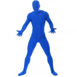 Morphsuit- M-Suit Blue...