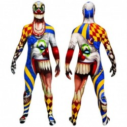 Morphsuit Clown Barna Medium
