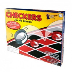 Spil Checkers