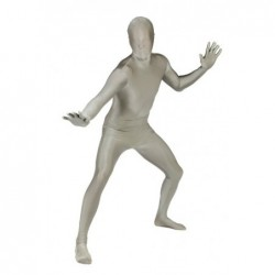 Morphsuit Silver (large)