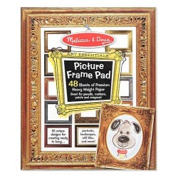 Teikniblokk Picture Frame Pad