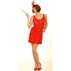 Flapper Red XL