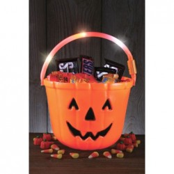 Trick or Treat Bucket Light...