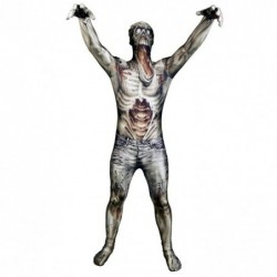 Morphsuit The Zombie...