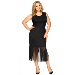 Fringe Dress (XL 16W-20W)