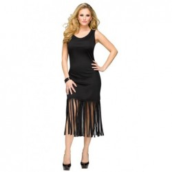 Fringe Dress (Medium/Large)