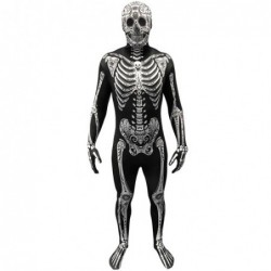 Morphsuit Day Of The Dead...