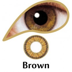1 dags Illusionz: Brown