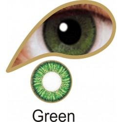 1 dags Illusionz: Green