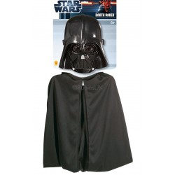 Darth Vader Mask & Cape