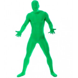 Morphsuit- M-Suit Green...