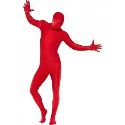 Morphsuit- M-Suit Red (Medium)