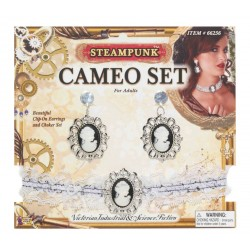 Cameo set Steampunk