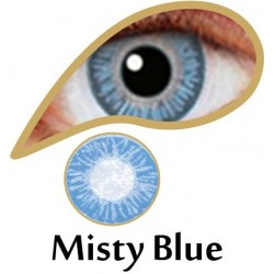 1 dags Naturalz:  Misty Blue