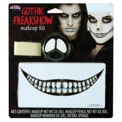 Freakshow Faces Kit Goth Freak