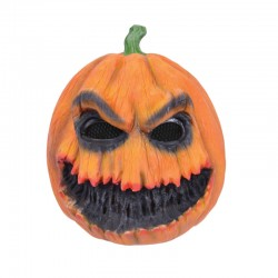 Horror Pumpkin Mask Grasker