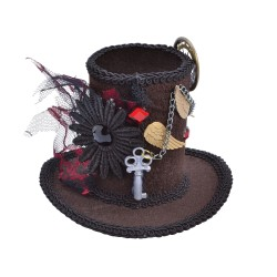 Mini Hattur Steam Punk